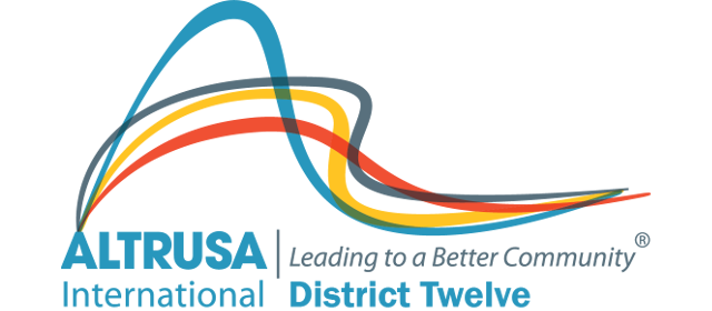 Altrusa District Twelve Logo